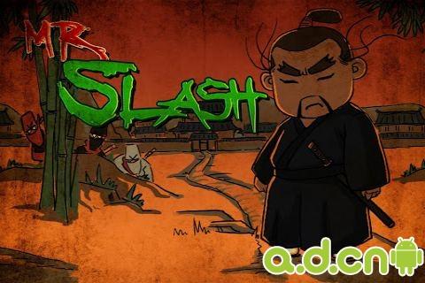 武士先生 Mr. Slash v2.2-Android动作游戏免費遊戲下載