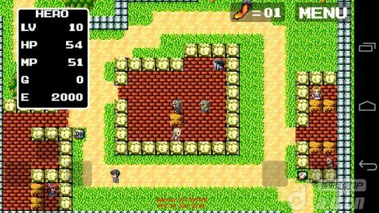 史詩戰士:光之劍Epic Warrior: Sword of Light v1.0.2-Android角色扮演類遊戲下載