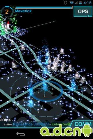 Ingress虛擬實境遊戲 Ingress v1.34.0-Android角色扮演免費遊戲下載