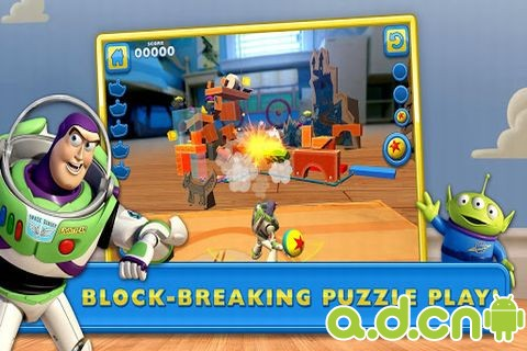 玩具總動員:粉碎計劃完整版Toy Story: Smash It v1.2.0-Android益智休闲免費遊戲下載