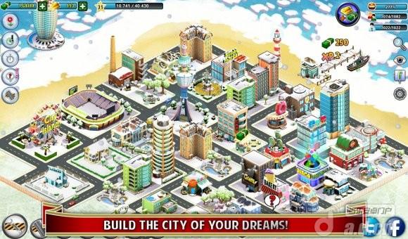 城市島嶼:冬季版City Island: Winter Edition v1.1.2-Android模拟经营免費遊戲下載