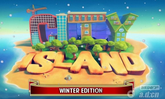 城市島嶼:冬季版City Island: Winter Edition v1.4.3-Android模拟经营類遊戲下載