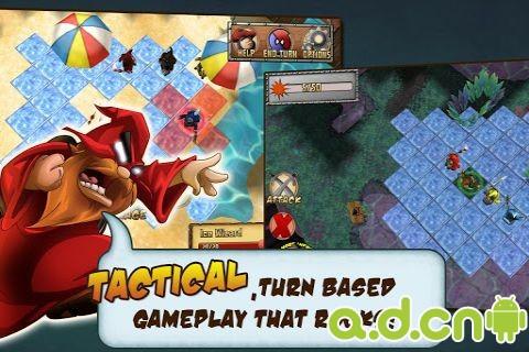 巫師行動:策略(含資料包) v0.9.8,Wizard Ops Tactics,Android 版APK下載_Android 遊戲免費下載