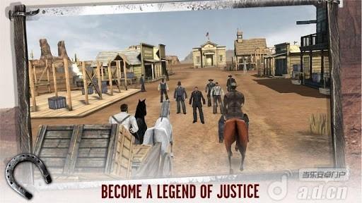獨行俠 The Lone Ranger v1.2.0-Android动作游戏免費遊戲下載