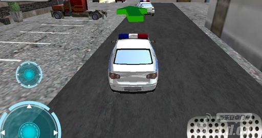 超級3D警車停車Ultra 3D police Car parking v1.6-Android益智休闲類遊戲下載