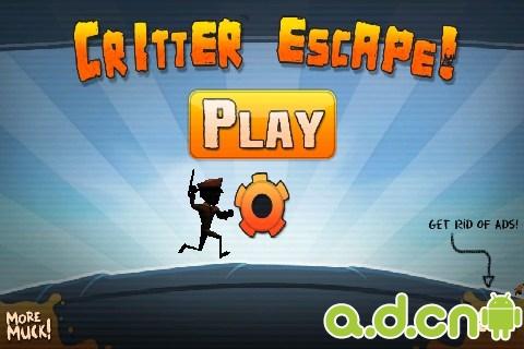 《怪兽大逃亡 Critter Escape》