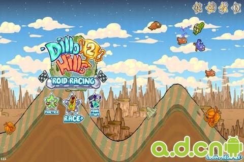 恐龍賽跑 Dillo Hills 2: 'Roid Racing v1.1.31-Android益智休闲免費遊戲下載