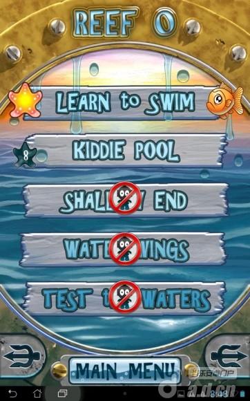 海底漫遊大冒險Divey Jones Ocean Odyssey v1.1-Android益智休闲類遊戲下載