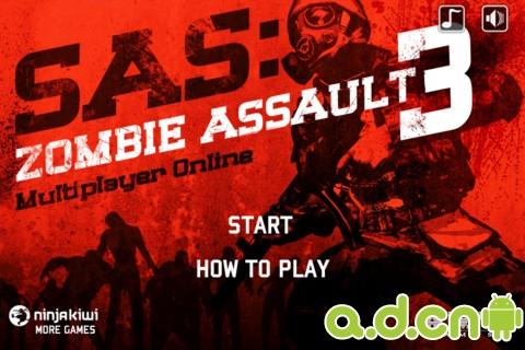 SAS:殭屍突擊3 SAS: Zombie Assault 3 v2.50-Android射击游戏免費遊戲下載