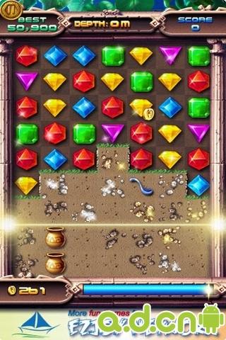 寶石迷陣 2 v1.1.8,Jewels Maze 2