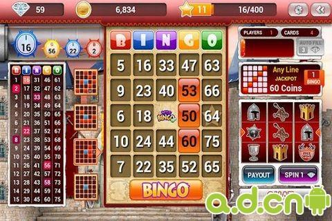 瘋狂賓戈 Wild Bingo v1.71-Android益智休闲免費遊戲下載