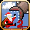 超级蠕虫大战圣诞老人 2 v1.0.3_Super Mega Worm Vs Santa 2