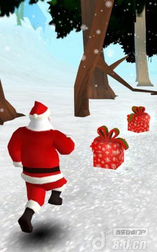 聖誕老人向前衝 Run Santa, Run! v1.0-Android动作游戏類遊戲下載