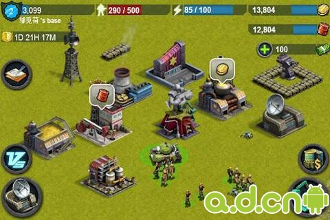 戰地:紅色警戒 Battle Alert – Red Uprising v2.2.1-Android策略塔防免費遊戲下載