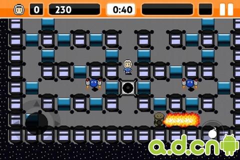 炸彈人 v1.21,Bomberman for Android