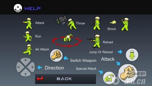 閃客快打 Crazy Flasher v1.0-Android动作游戏免費遊戲下載