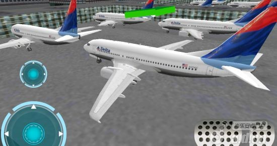 3D飛機停泊 Airplane Parking v1.3-Android竞速游戏類遊戲下載