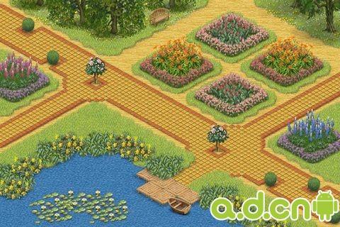 禦花園 Inner Garden v2.4-Android益智休闲免費遊戲下載