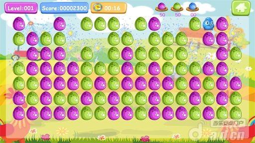 爆蛋強人 Egg Crush v1.2-Android益智休闲遊戲下載