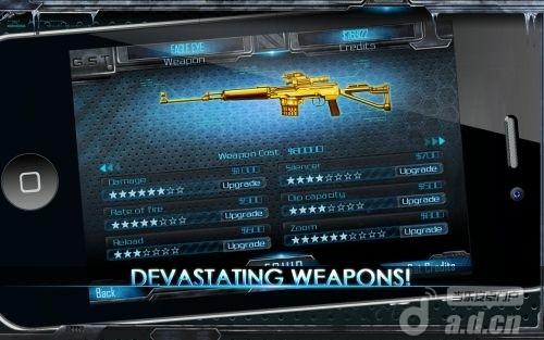 北極戰爭 修改版(含資料包) iSniper 3D Arctic Warfare v1.0.8-Android射击游戏免費遊戲下載