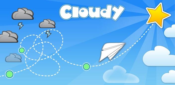 >>多云纸飞机