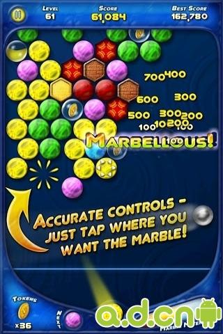 泡泡龍 Bubble Bust v1.048-Android益智休闲免費遊戲下載