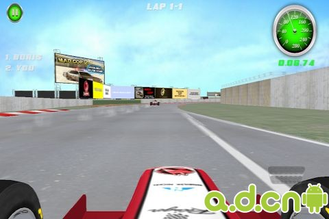 超速軌道賽 v1.0.2,Fast Track Racers
