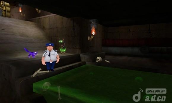 博物館奇妙夜 修改版(含資料包) 9 Lives: Casey and Sphynx v1.0.15-Android冒险解谜免費遊戲下載