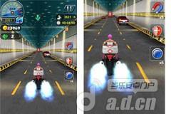 AE-3D摩托2 v1.0-Android竞速游戏免費遊戲下載