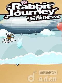 兔子傑瑞無盡的旅程 v1.2.3-Android益智休闲類遊戲下載