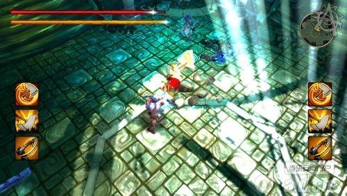 地牢混沌 Project Anarchy – RPG v1.0-Android动作游戏免費遊戲下載