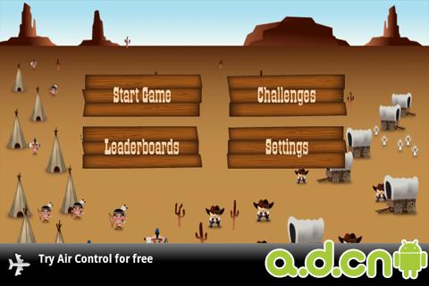 狂野西部警長 Wild West Sheriff v2.36-Android射击游戏遊戲下載