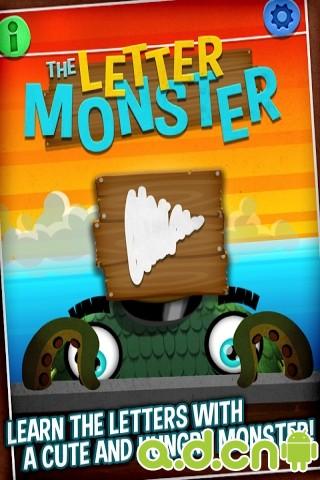 字母怪獸 v1.0,The Letter Monster