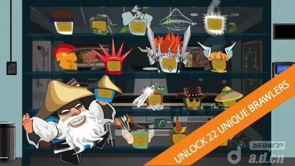 掌上打鬥者 Pocket Brawlers v1.7.1-Android动作游戏免費遊戲下載