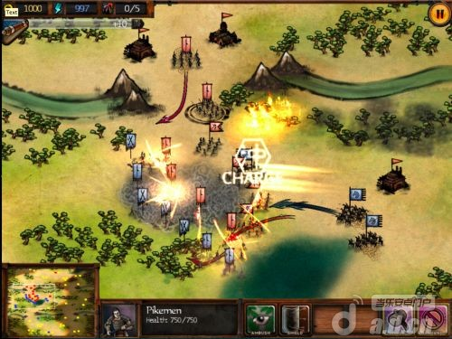 秋戰(含資料包) Autumn Dynasty v1.02-Android策略塔防免費遊戲下載