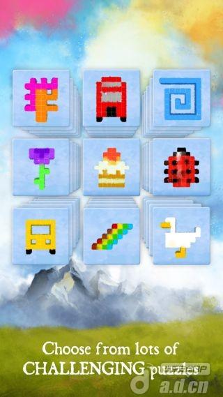 像素之夢 Dream of Pixels v1.06-Android益智休闲類遊戲下載