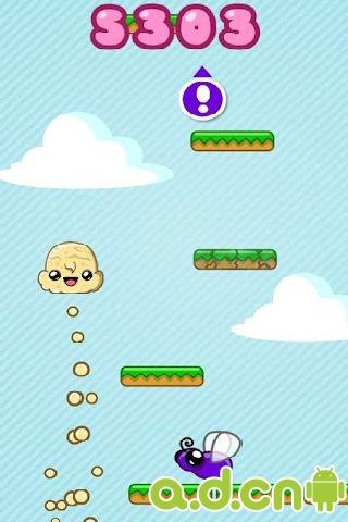 跳躍冰激淩 Ice Cream Jump v1.9-Android益智休闲免費遊戲下載
