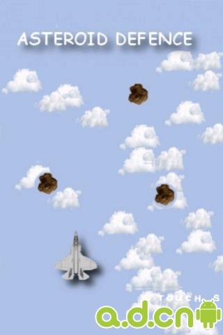 隕石防禦 v3.3,Asteroid Defence-Android飞行游戏遊戲下載