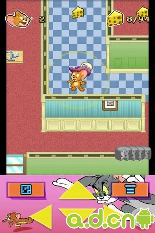 湯姆和傑瑞 v2.0.4,Tom & Jerry Mouse Maze FREE!,Android 版APK下載_Android 遊戲免費下載