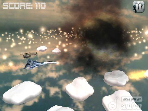 噴氣機:獨奏 Air Force Jet – Solo Mission v1.0-Android飞行游戏免費遊戲下載