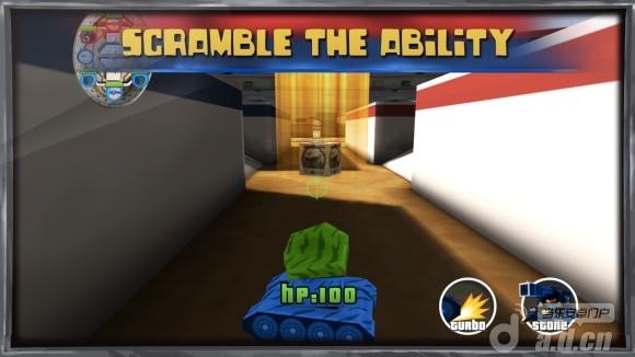 迷你坦克競技場 Tank of Mini: Arena v1.6-Android动作游戏免費遊戲下載