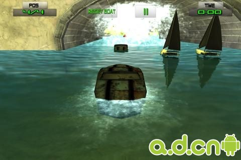 RC賽艇 v1.0,RC Boat Racing