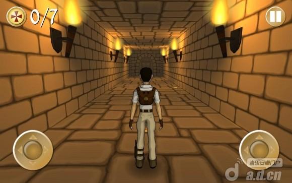 隱藏迷宮精簡版Hidden Labyrinth Demo v1.0.5-Android冒险解谜免費遊戲下載