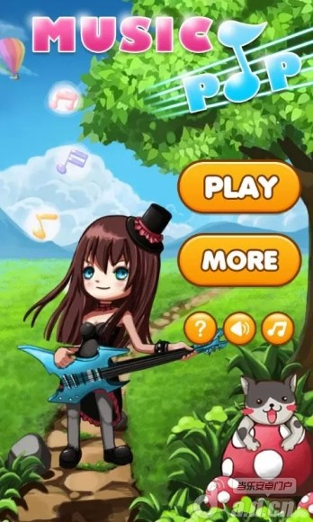 流行音樂 Music Pop v1.1-Android音乐游戏免費遊戲下載