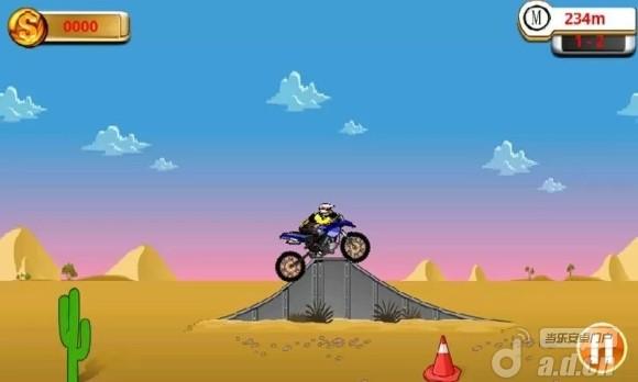 雜技騎士 v1.2.011-Android竞速游戏免費遊戲下載