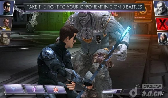 不義聯盟:人間之神修改版(含數據包) Injustice: Gods Among Us v1.1-Android格斗游戏類遊戲下載