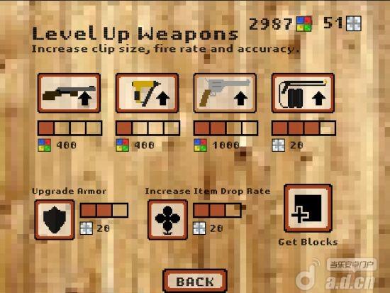 3D像素槍手:殭屍農場Block Gun 3D: Zombie Farm v1.0-Android射击游戏類遊戲下載