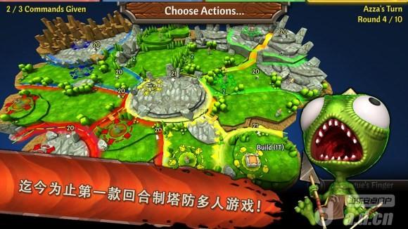 攻城大戰TD(含數據包) Siegecraft TD v1.0.6-Android策略塔防類遊戲下載
