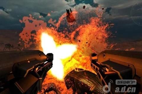 外星人射擊 精簡版 Insect Alien Shooter v1.2-Android射击游戏免費遊戲下載