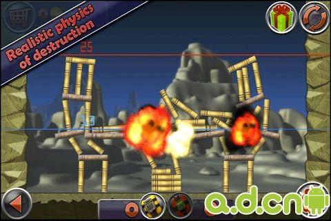 爆破大師 Demolition Master v1.0.8-Android益智休闲類遊戲下載